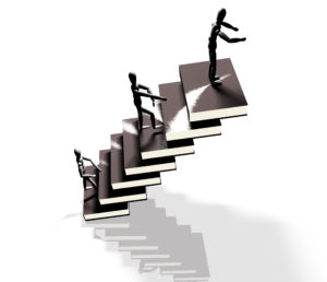 climbing the ladder to a successful promotion