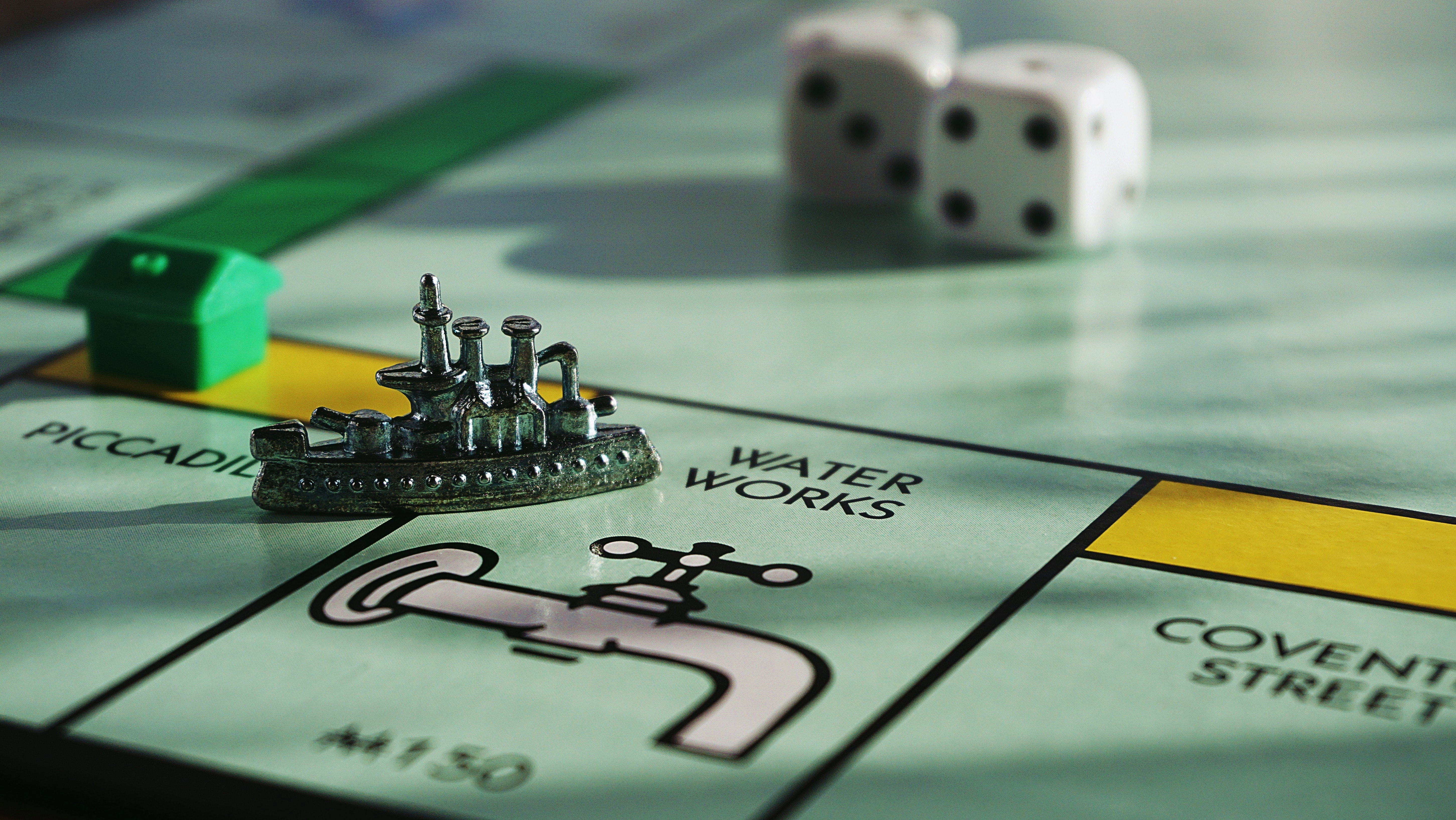 Project management takes being organized like the game monopoly